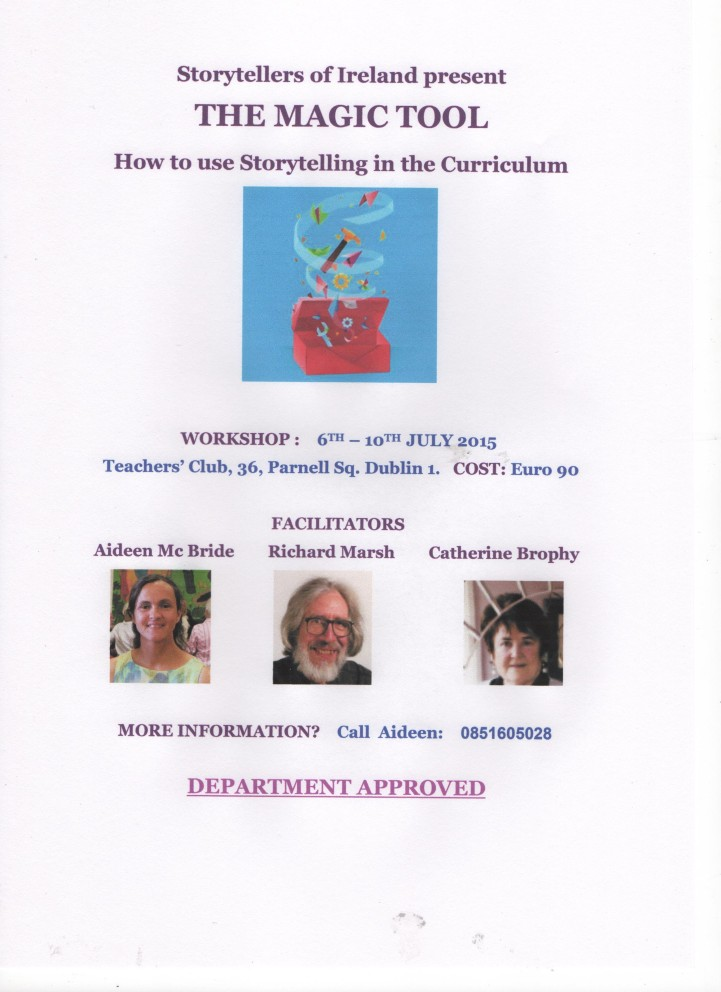 Storytelling in the Curriculum 001